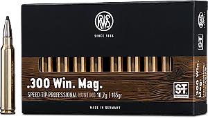 RWS 300 WM Speed Tip Pro 165 10,7g