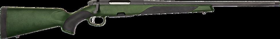 Steyr CL II SX 30-06 Spr. ir. nélkül, menetes csővéggel
