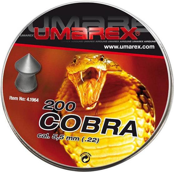 Umarex Cobra 5,5 Léglövedék