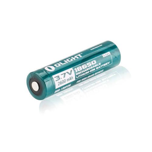 Olight 18650 Lítium-ion akkumulátor 3,7 V 2600mAh