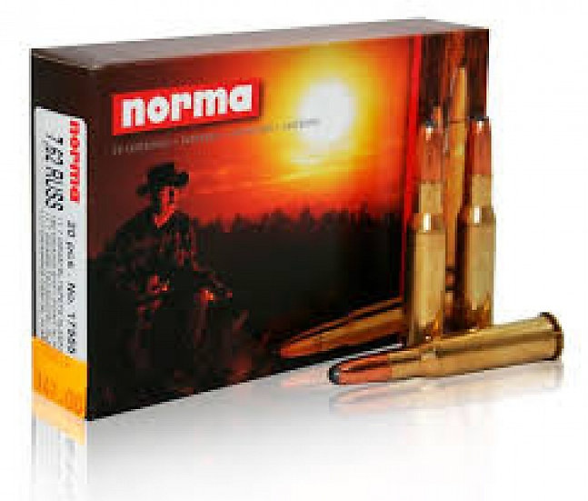 308 Win. Norma PPDC 11,7g/180gr golyós lőszer