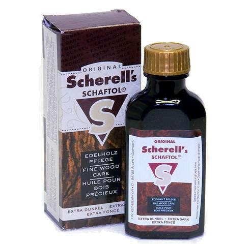 Scherell's Barna Brown tusolaj 50ml