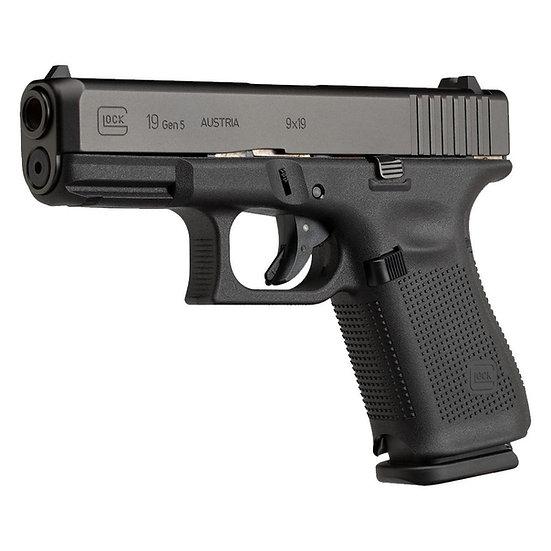 Glock 19 Gen V  9x19