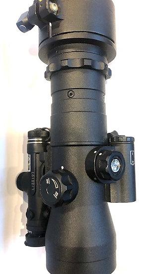 Dipol DN34 éjjellátó előtét ONYX GEN 2+Dipol lézeres infravető 850nm Együtt