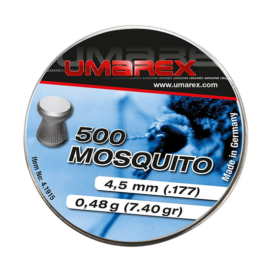 Umarex Mosquito 4,5mm légpuska lövedék