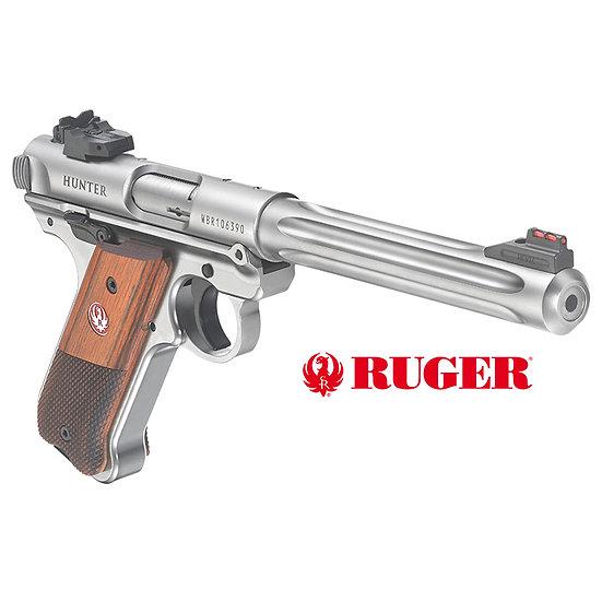 Ruger Mark IV Hunter 6,88 Stainless
