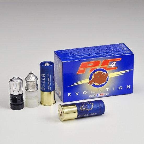 RC4 12/67 Palla Evolution sörétes lőszer