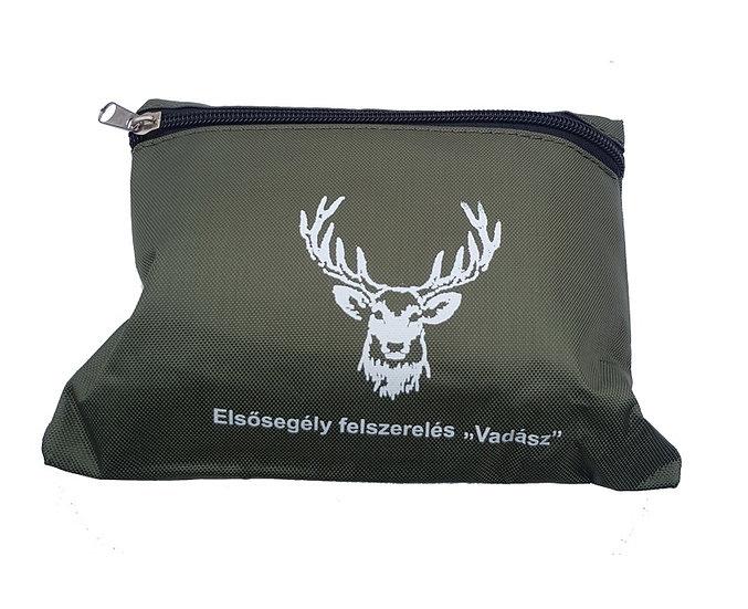 Elsősegély csomag vadászoknak-sportlővőknek