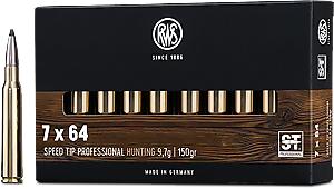 RWS 7x64 Speed Tip Pro 9,7g 150gr
