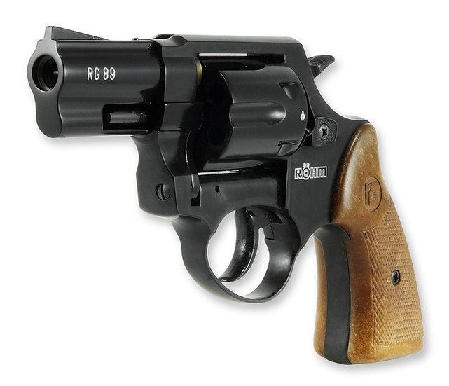 Röhm RG 89 gázpisztoly 9mm RK