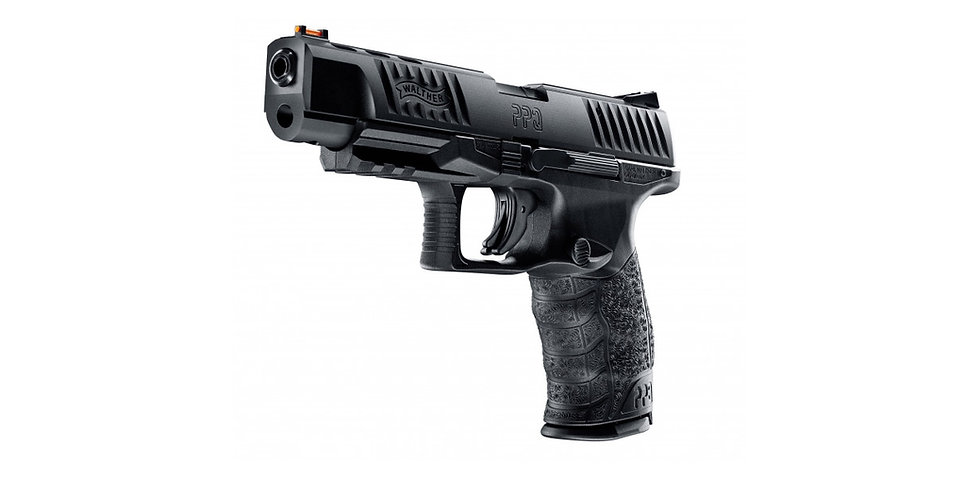 Walter PPQ M2.Tactical .22LR