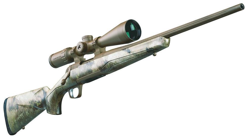 Browning X-bolt A-Tacs AU 30-06 KITE 2-12x50 vill. 4A-I Optikával szerelékkel