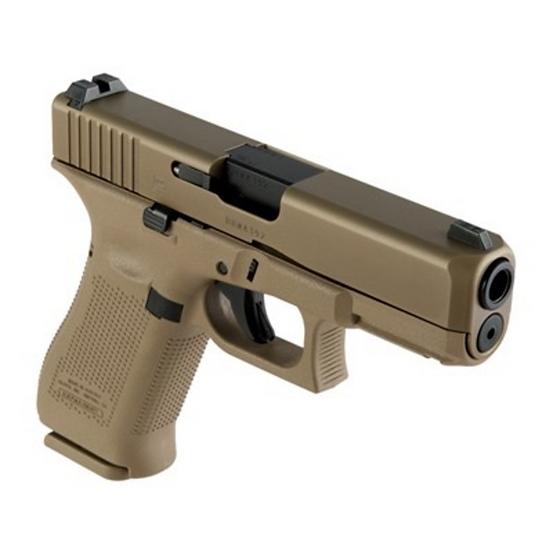 Glock G19 X  9x19  V. gen.