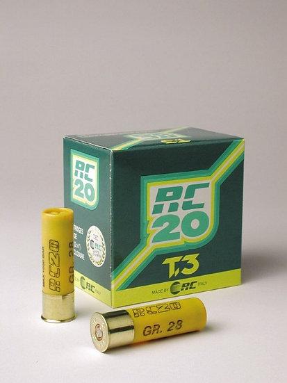 RC20 T3 20/70-8 (2,3mm) 28g sörétes lőszer