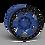 "Thumbnail: G400 Beadlock Wheel 17x9"" 8 Lug"