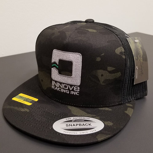INNOV8 RACING LOGO TRUCKER HAT