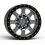 "Thumbnail: G500 Simulated Beadlock Wheel 18x9.0"" 8 Lug"