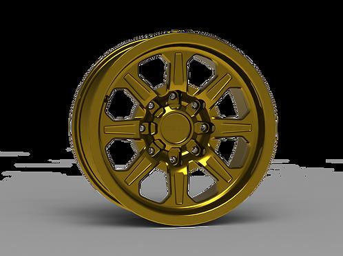 "G500 18x9"" Smooth Lip NonBeadlock Wheel"