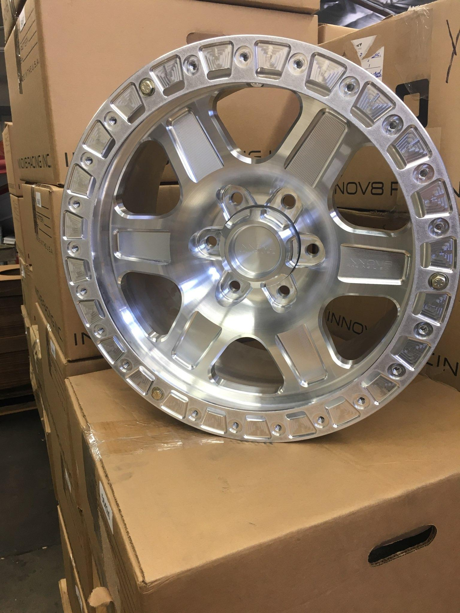 G400 Raw 17in Sim 6lug SLD