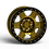 "Thumbnail: G400 Simulated Beadlock Wheel 18x9.0"" 5/6 Lug"