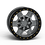 "Thumbnail: G400 Simulated Beadlock Wheel 18x9.0"" 8 Lug"
