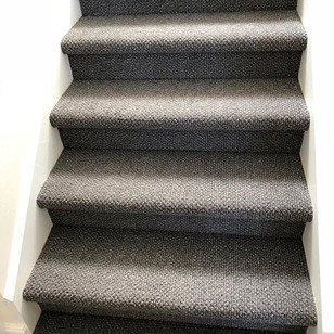 Stairs to perfection as always by Kevin,
