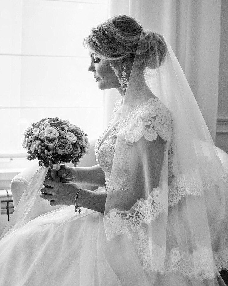 свадьба за городом