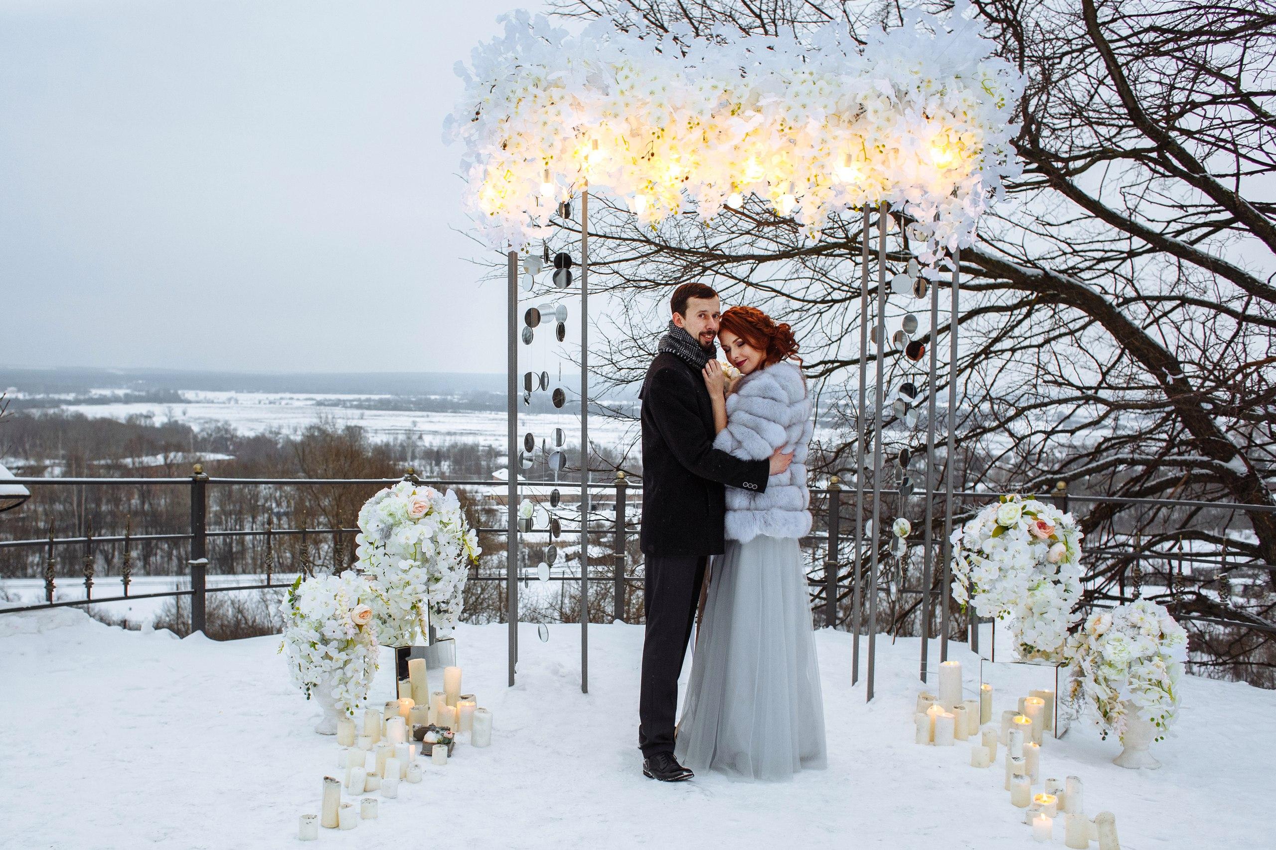 организация свадьбы