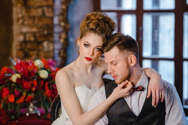 Анна и Виктор