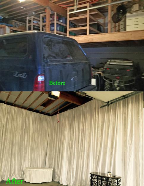 """Garage """"transformation"""""""