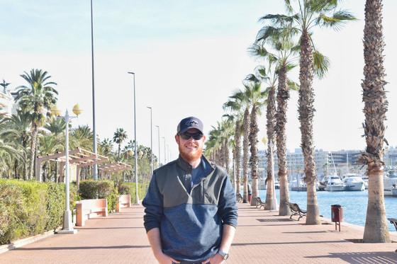 Alicante to Granada, Spain