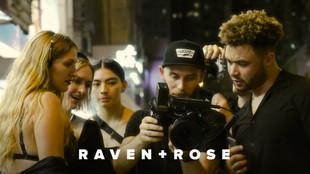 Raven+Rose BTS