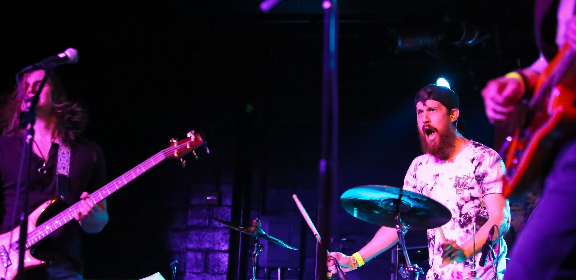 Jon McCann, Drummer