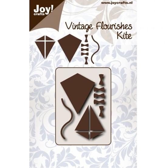 Vintage Flourishes - Kite
