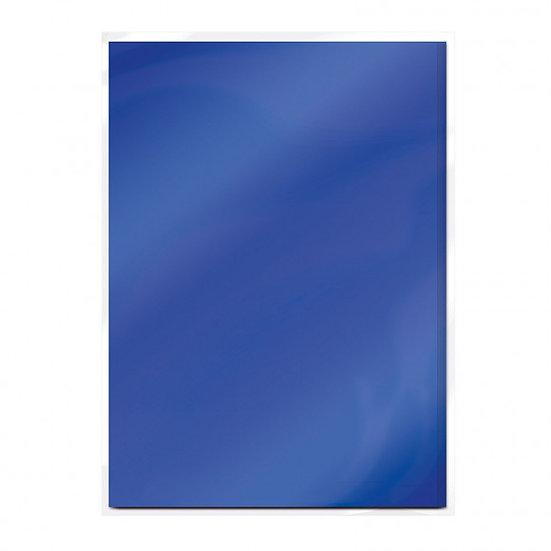 Blankt Papper - Cobalt Velour