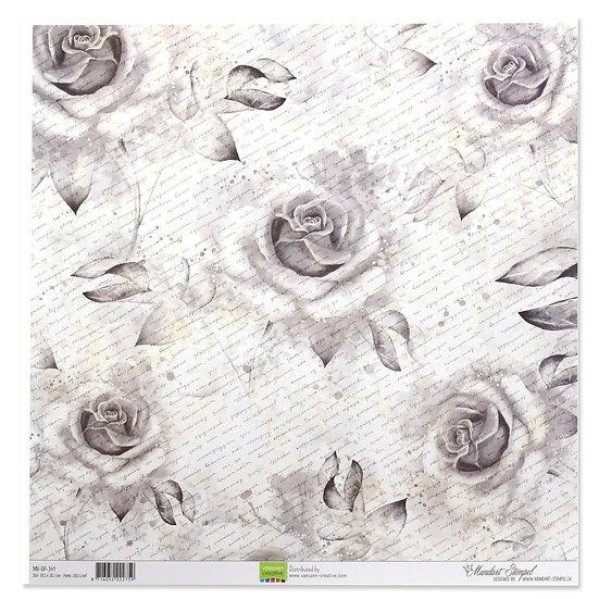 Paper Roses Bright