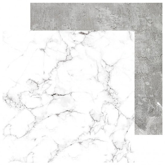 Basecoat IV Collection – White Marble