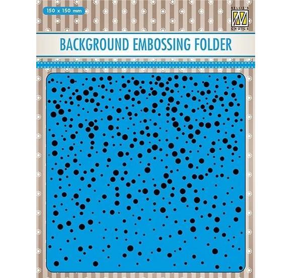 Embossingfolder - Circles