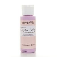 Akrylfärg - Princess Pink
