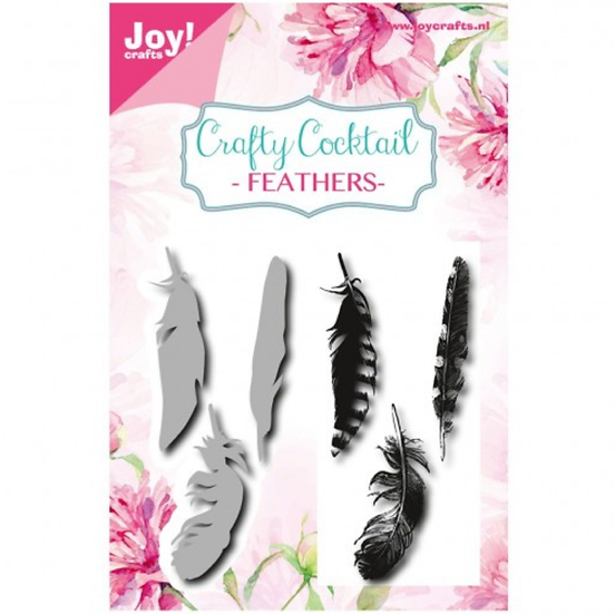 Craftly Cocktail – Feathers