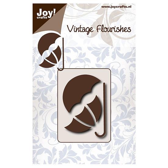 Vintage Flourishes - Umbrella