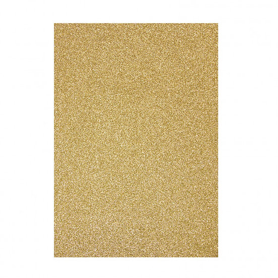 Glitter Papper - Gold Dust