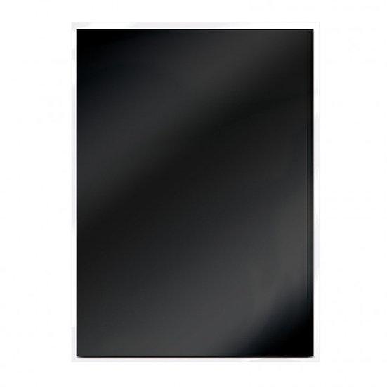 Blankt Papper - Black Velvet
