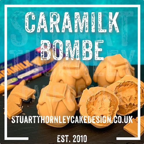 Caramilk Bombe