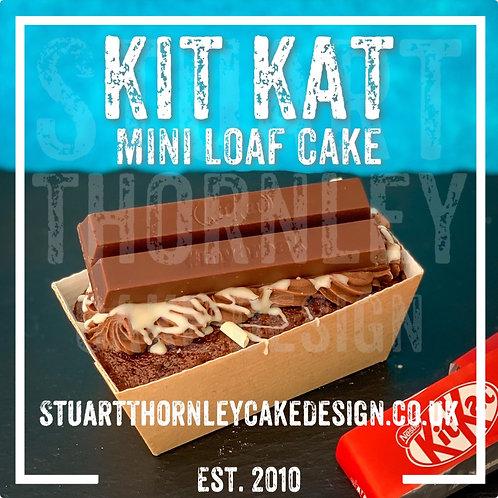 Kit Kat Mini Loaf Cake