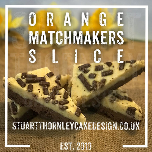 Orange Matchmakers Slice