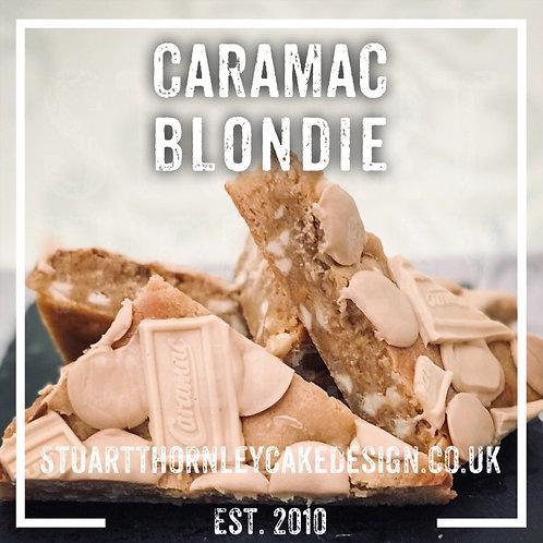Caramac Blondie