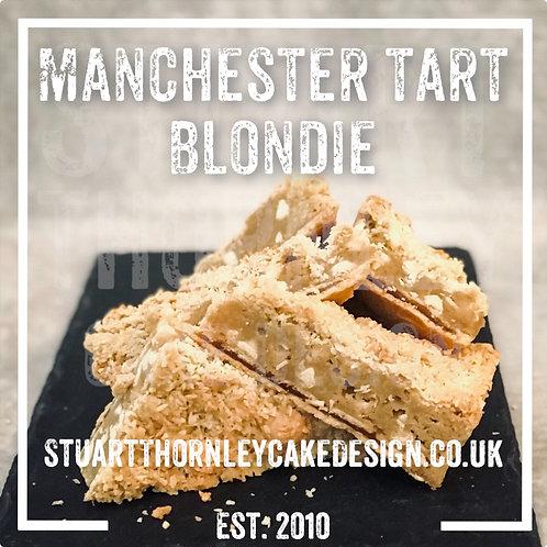 Manchester Tart Blondie