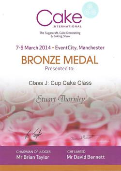 Bronze 2014