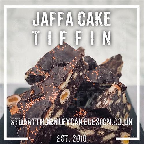 Jaffa Cake Tiffin